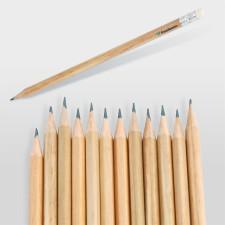 0522-10 Köşeli ve Silgili Kurşun Kalem