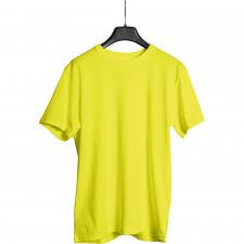 5200-13-L Bisiklet Yaka Tişört