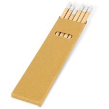 D-4830 Silgili Kurşun Kalem Seti
