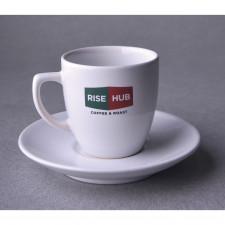 Leylak Seramik Kahve Fincanı